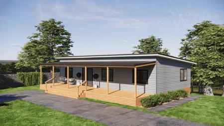 Manor Build Prefabricated Home