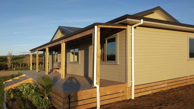 Three Bedroom Haast House Design