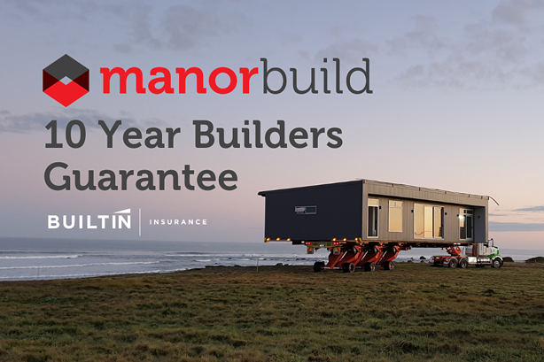 What's included in a builders warranty