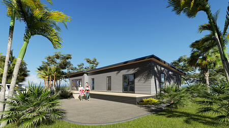 Prefab homes new plymouth